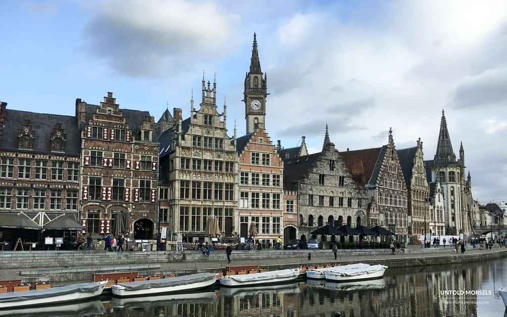 Postcard from Belgium – things to do in Ghent
