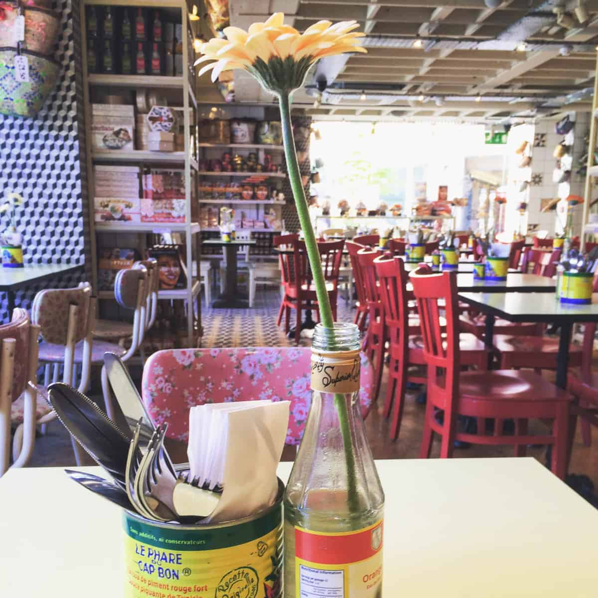 best cafes and restaurants in london - Comptoirs Libannais