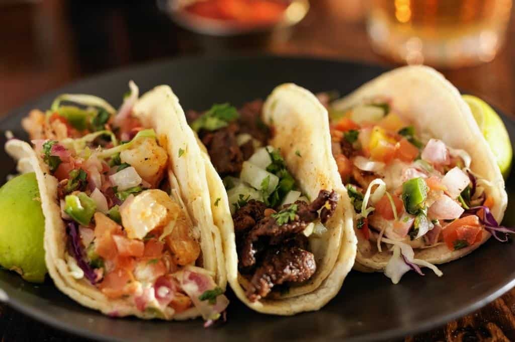 London food - Wahaca for tacos