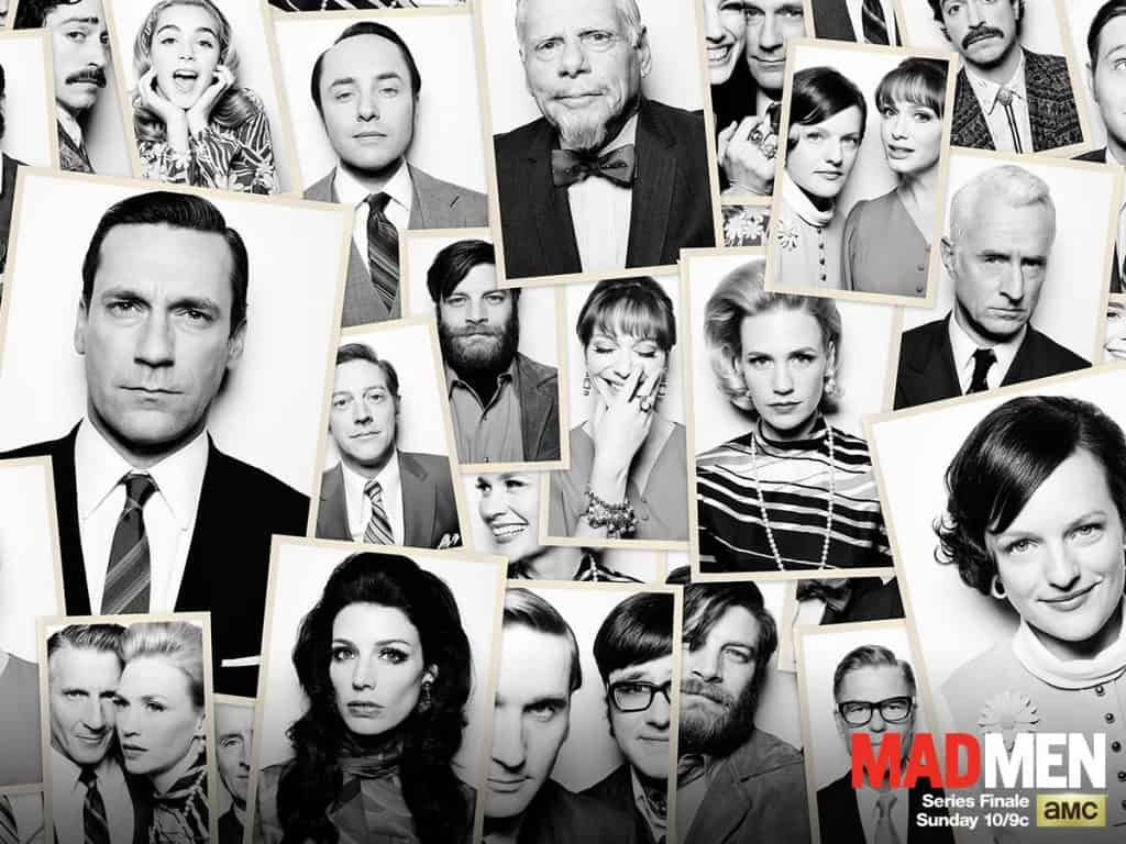 Mad Men profile pics