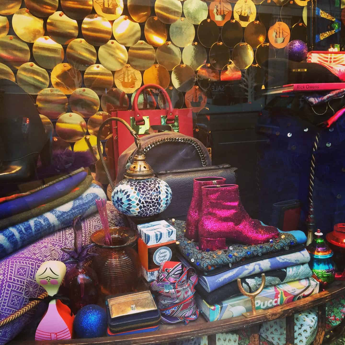 My favourite shops in London – part one