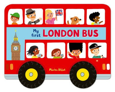 My first London bus board book