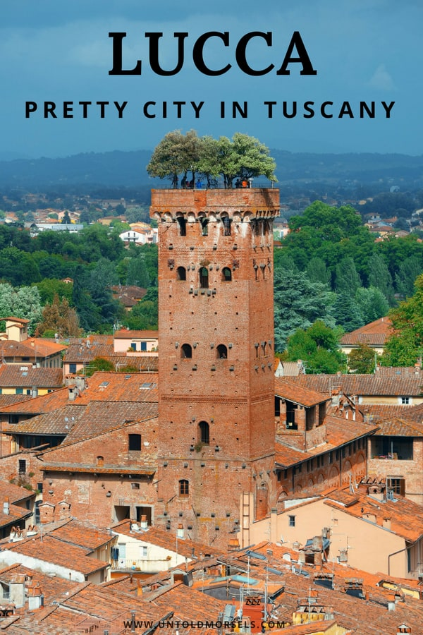 Lucca - pretty city in Tuscany - is the definition of a hidden gem in Italy. Read our guide on things to do in Lucca, where to stay and what to eat. It's the perfect off the beaten path addition to your Italy itinerary