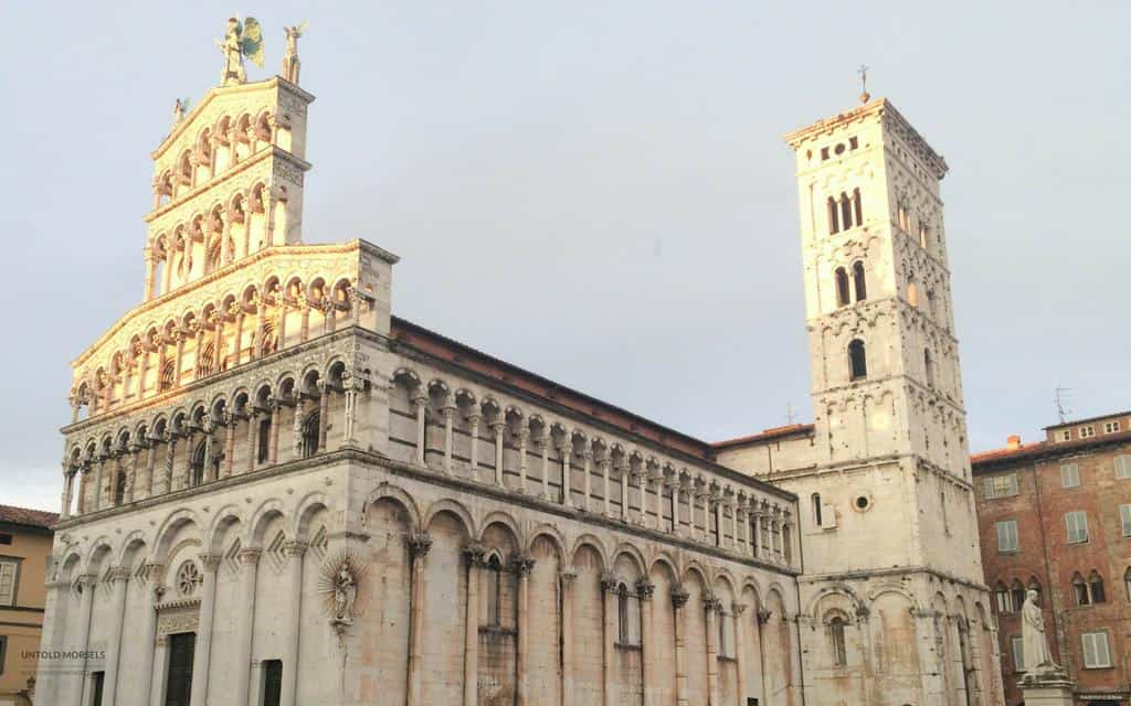 Lucca - a must visit Italian city on your independent tour of Italy