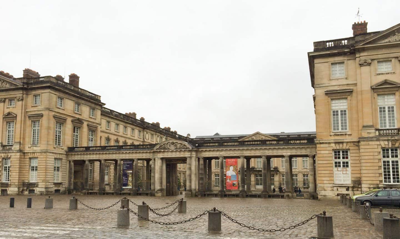 Exterior Palais de Compiegne