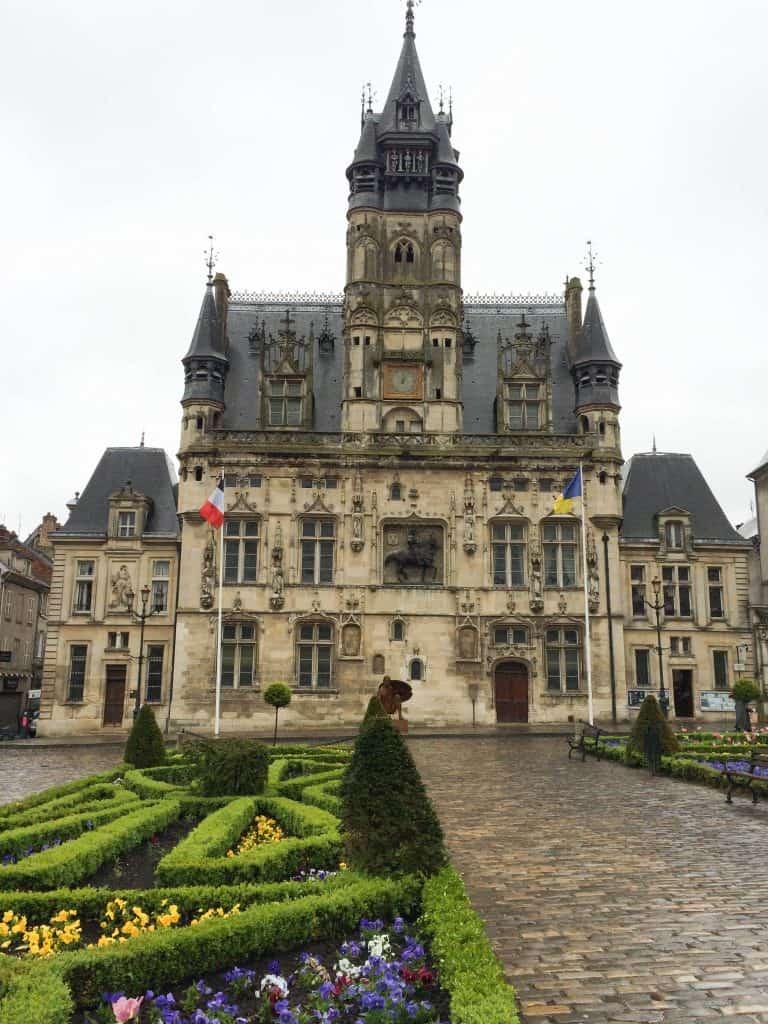 Hotel de Ville Compiegne