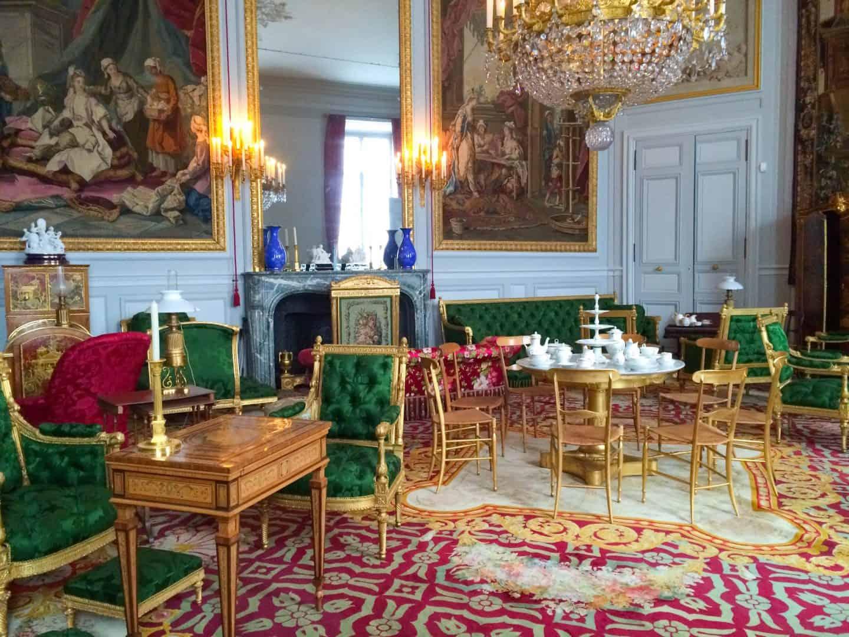 Interior Palais de Compiegne