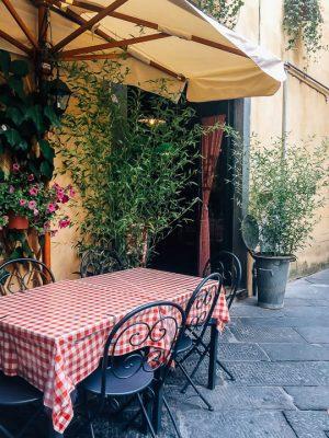 best restaurants lucca