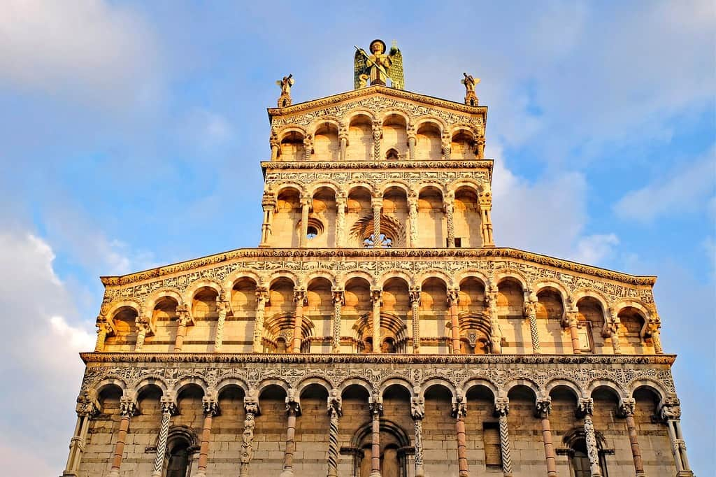 San Michele in Foro - churches in Lucca