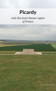 Picardy region of France - visit Picardy and the Somme