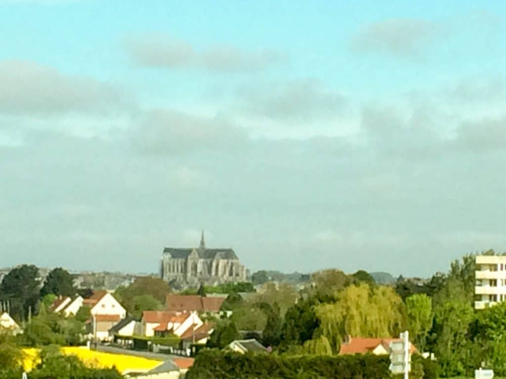 St Quentin from the road