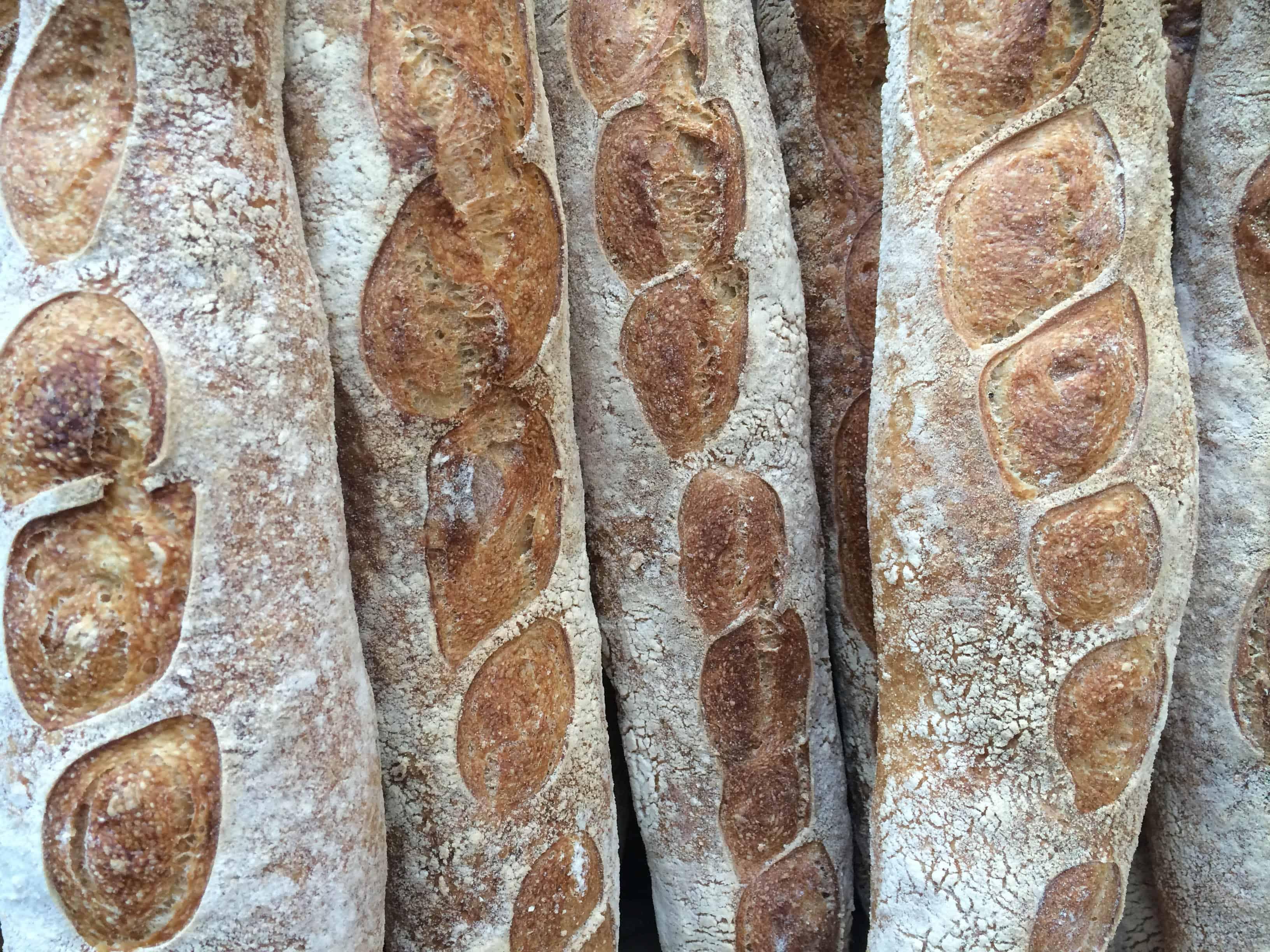 Bread Ahead baguette