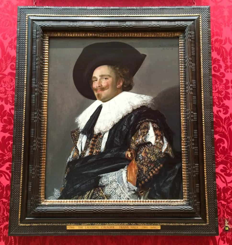 Frans Hals The Laughing Cavalier