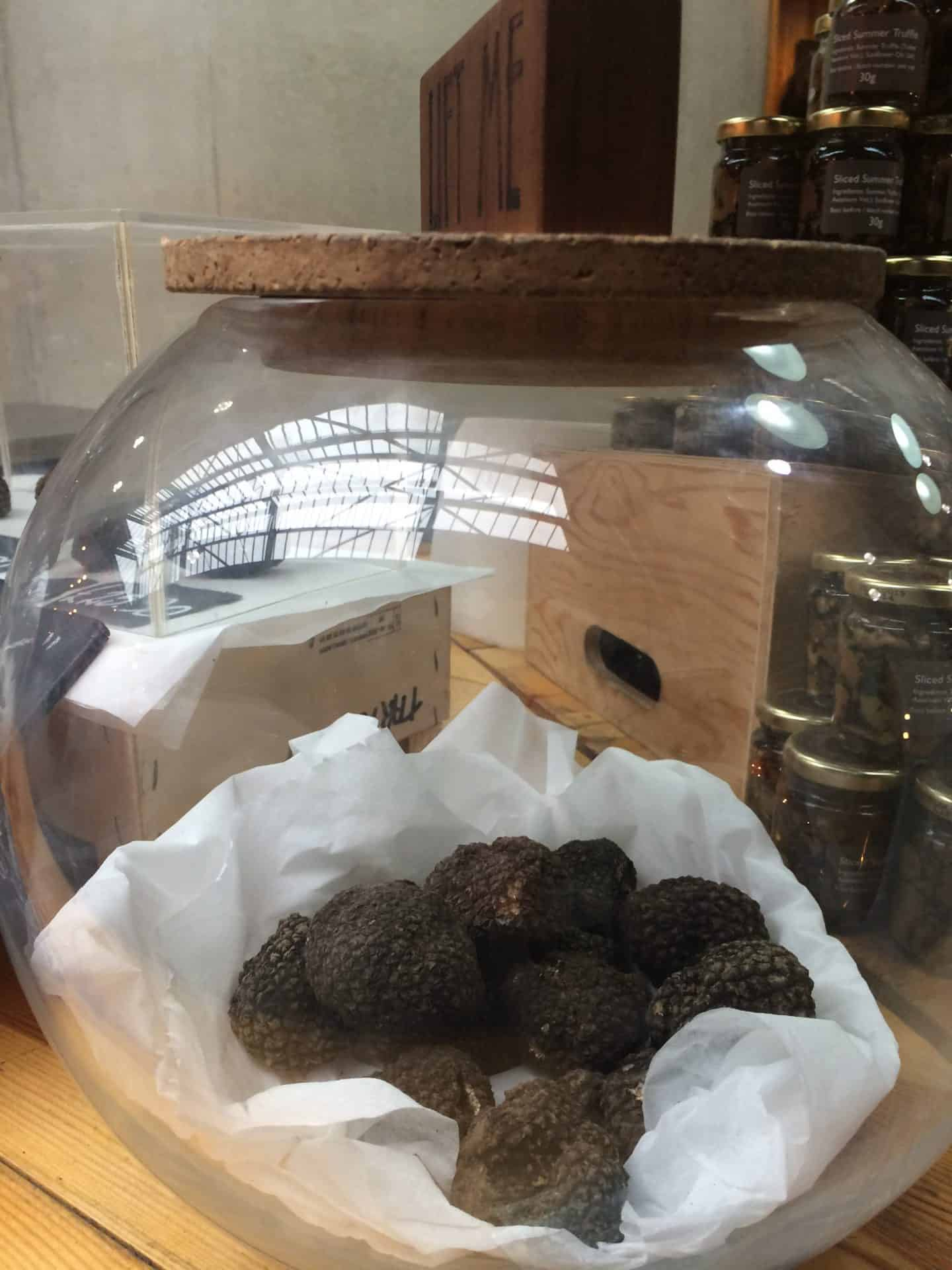 Tartufaia truffles