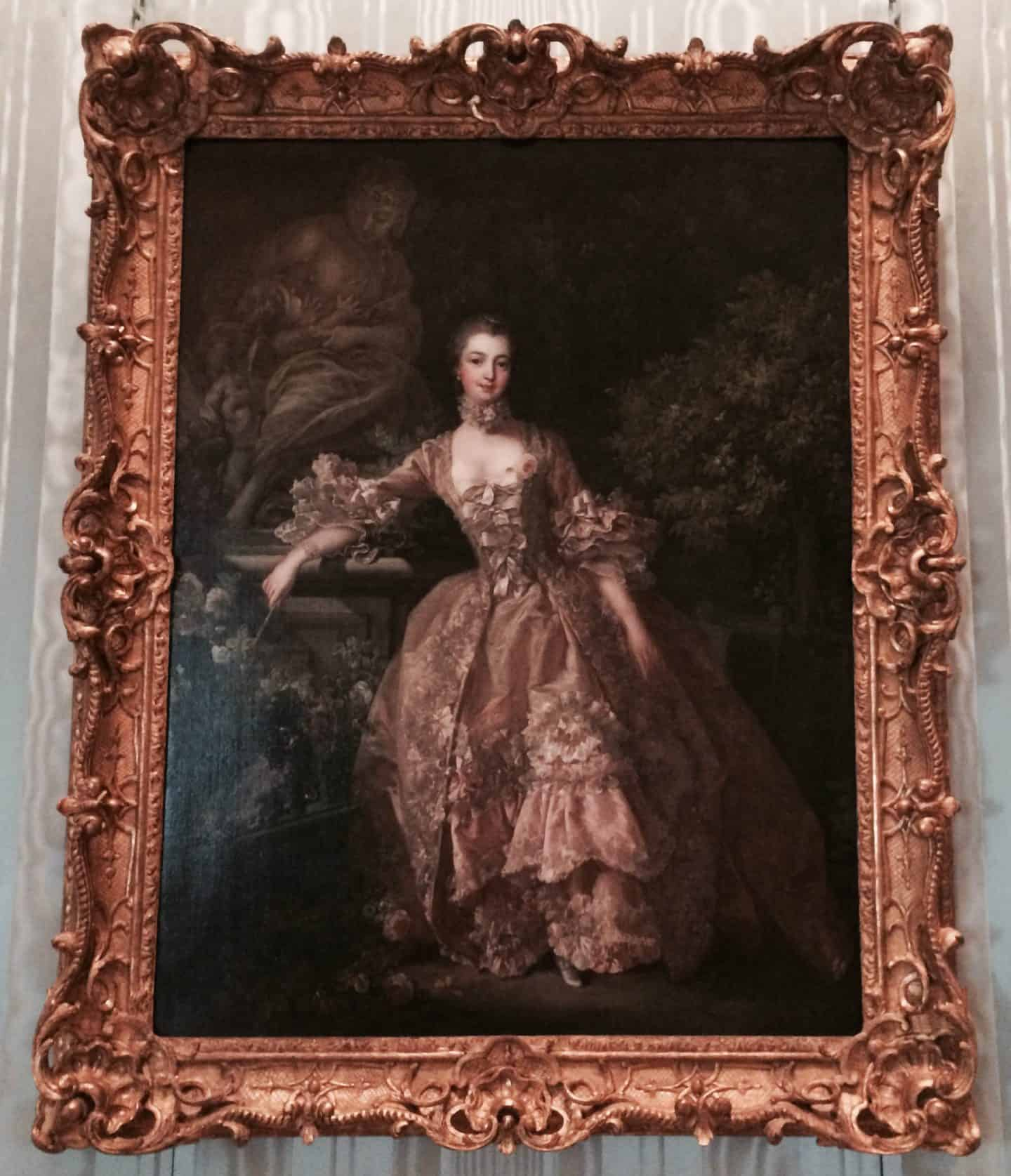 WallaceCollection FrancoisBoucher MadamedePompadour