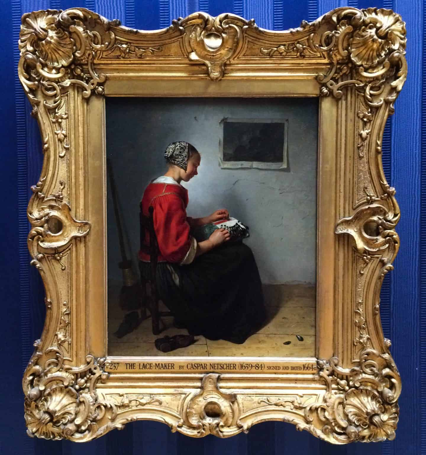 WallaceCollection Netscher TheLaceMaker