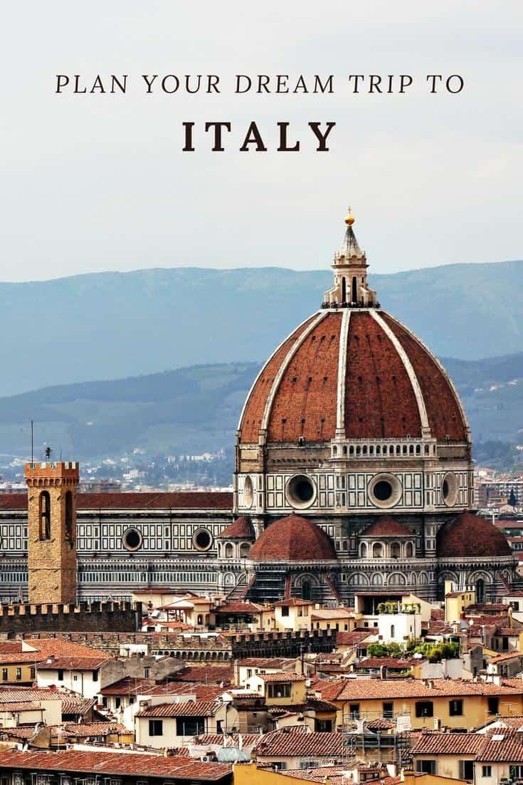 Italy travel - plan a trip to Italy - Venice, Tuscany, Rome, Amalfi Coast, Sicily, Italian lakes