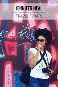 travel traits jennifer neal writer comedian