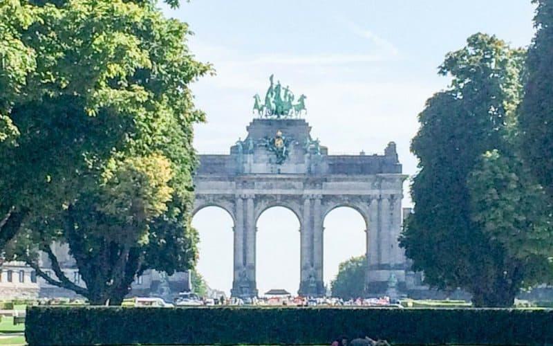 Arc de Triomphe Brussels