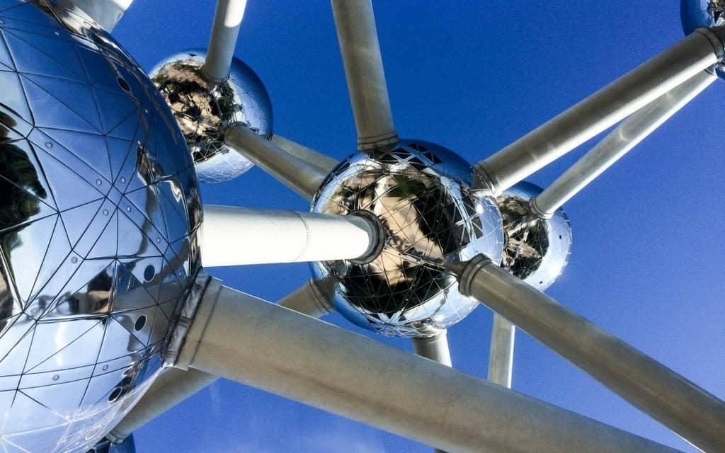 Atomium - weekend in Brussels