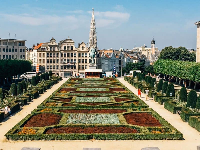 Visit Brussels with kids - a family travel guide to visiting the Belgian capital