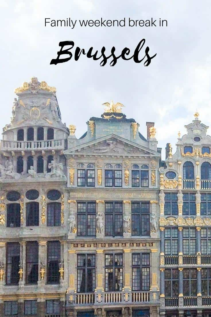 Brussels | Belgium - this European city has all the ingredients for a great weekend break with kids