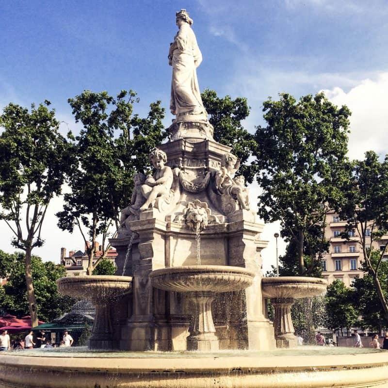 Place du Maréchal Lyautey