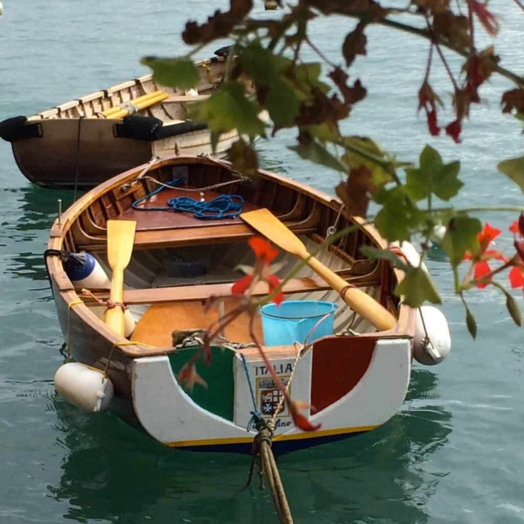 Portofino | Italy - pretty boats await their owners in the small harbour