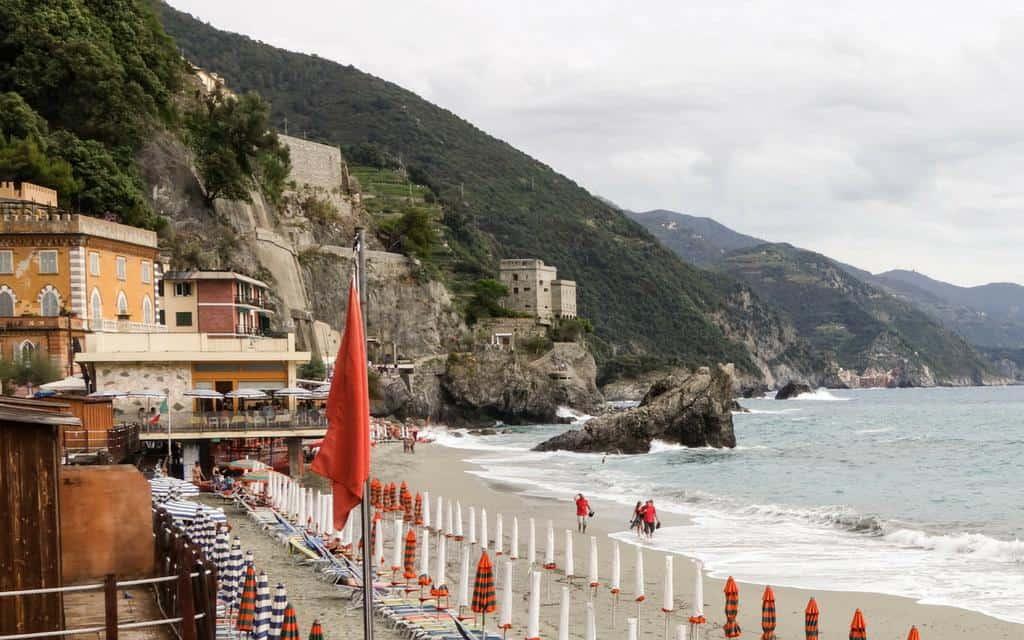 Italian Riviera with kids