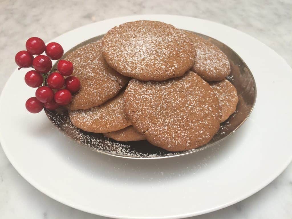 My festive speculoos