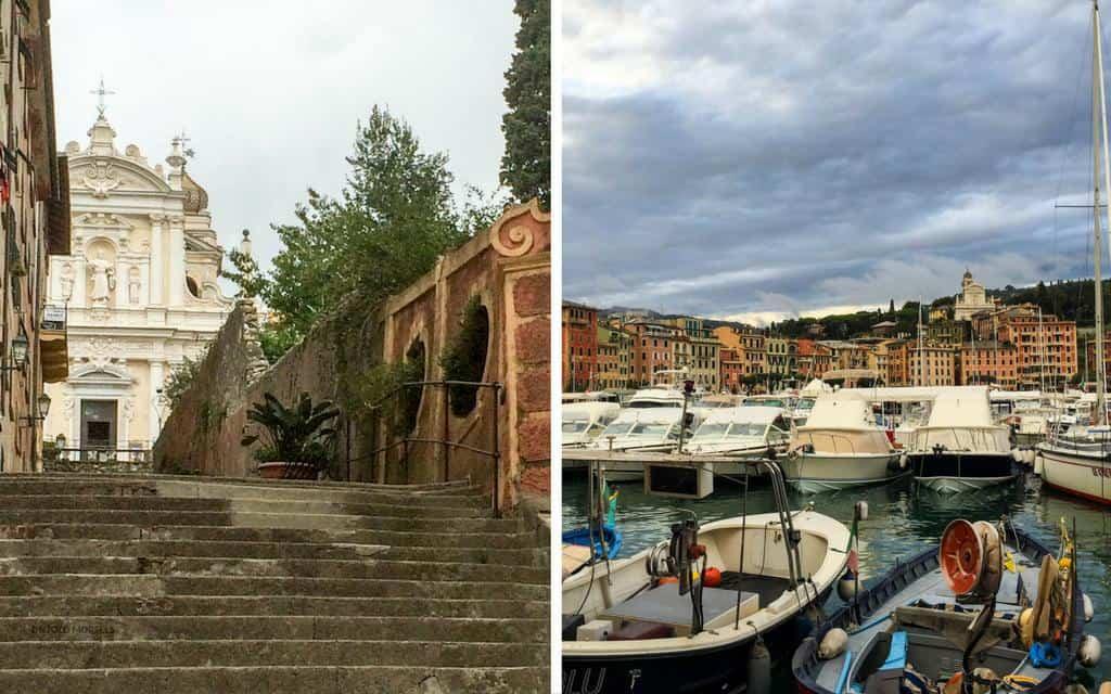 Italian Riviera - Santa Margherita Ligure - family holiday in Italy