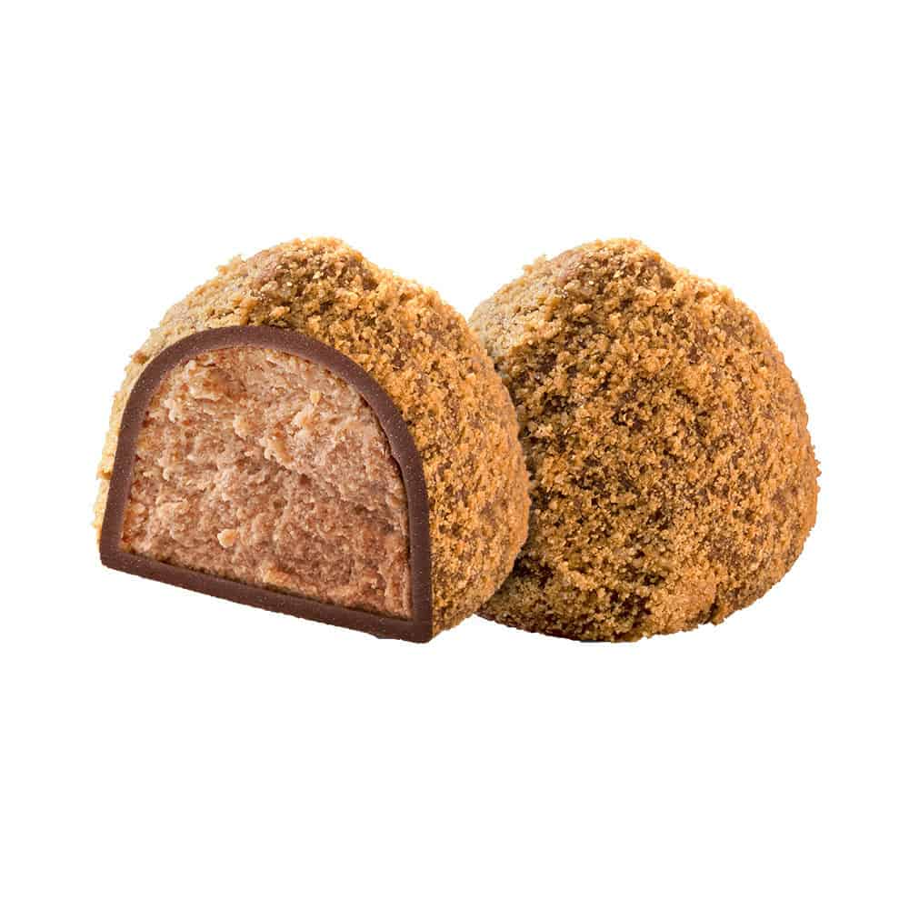 Speculoos truffle from Godiva