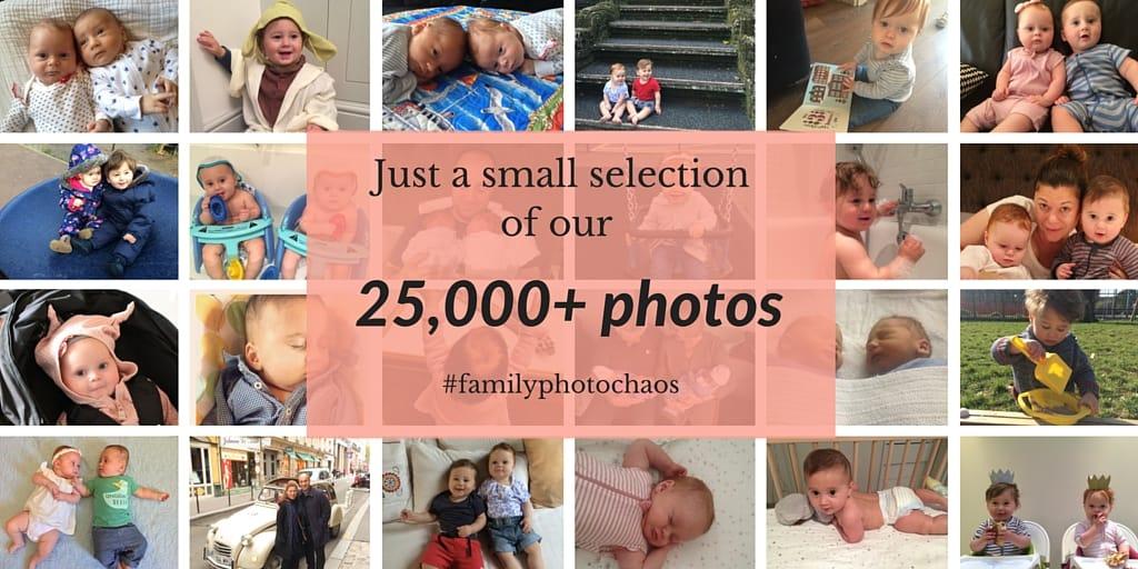 Family photo chaos