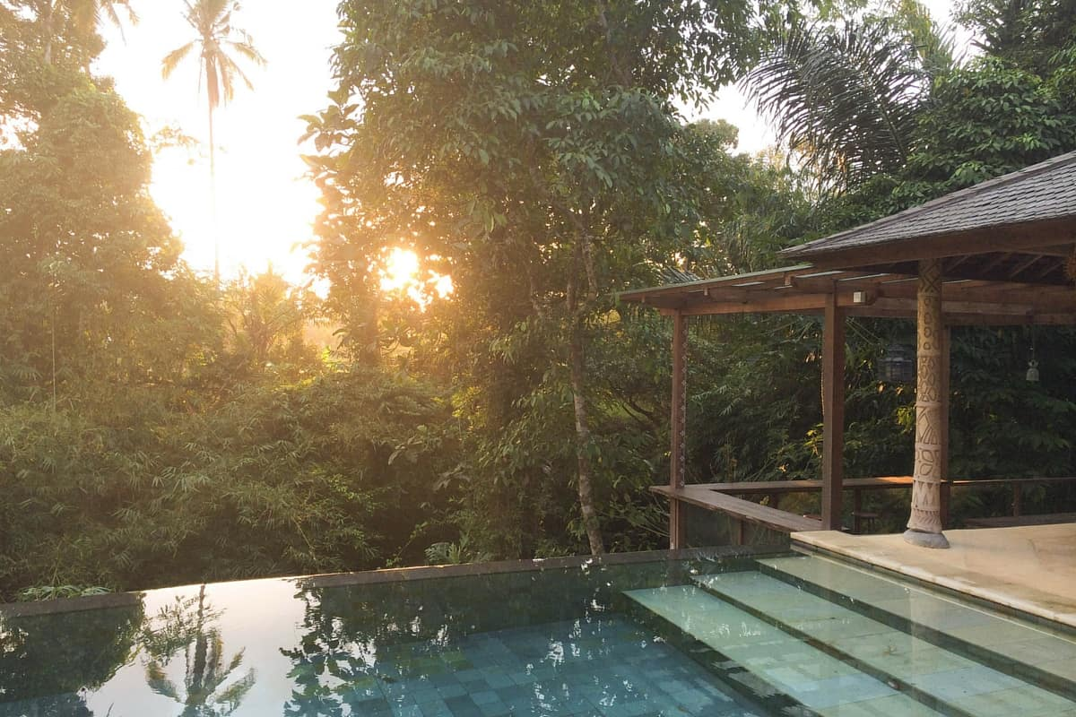 Bali eco villa - quirky accommodation options