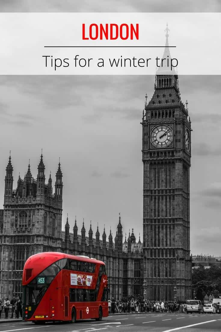 London | UK - things to do in London in winter - museums, shopping, shows and more
