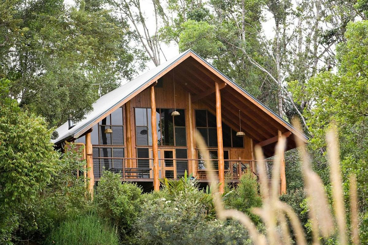 Quirky accommodation options – The Canopy