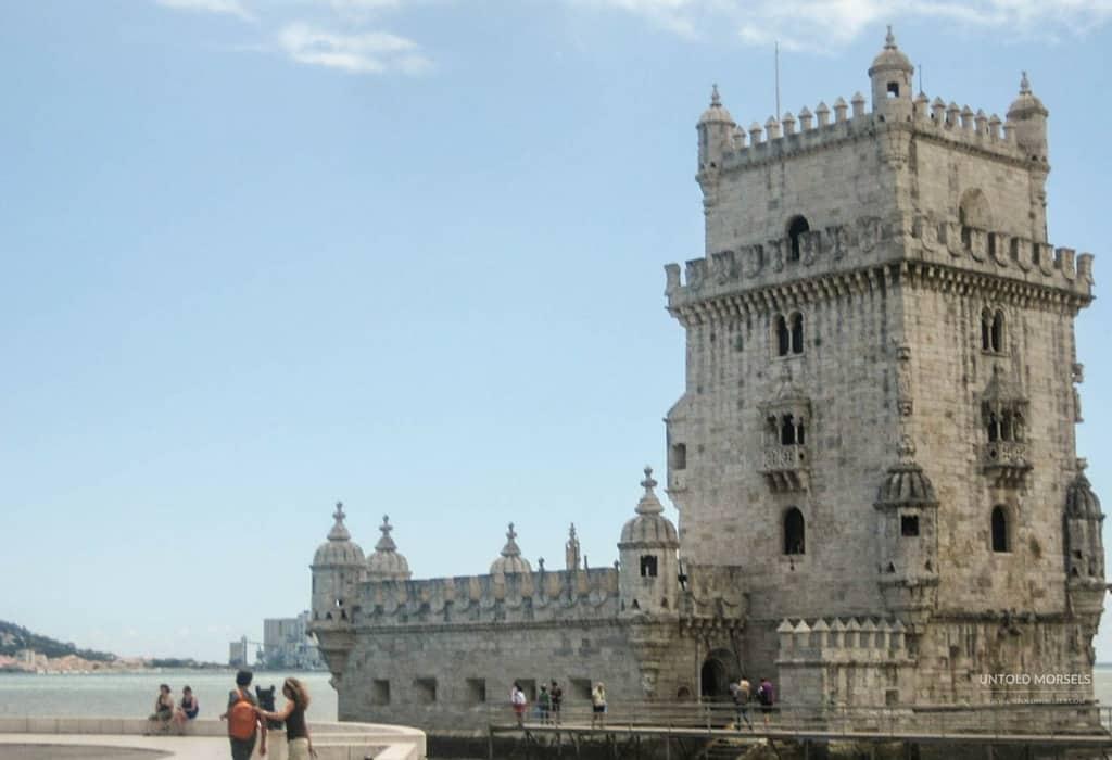 Explore Lisbon, Portugal - Torre de Belém
