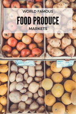 Favourite food markets