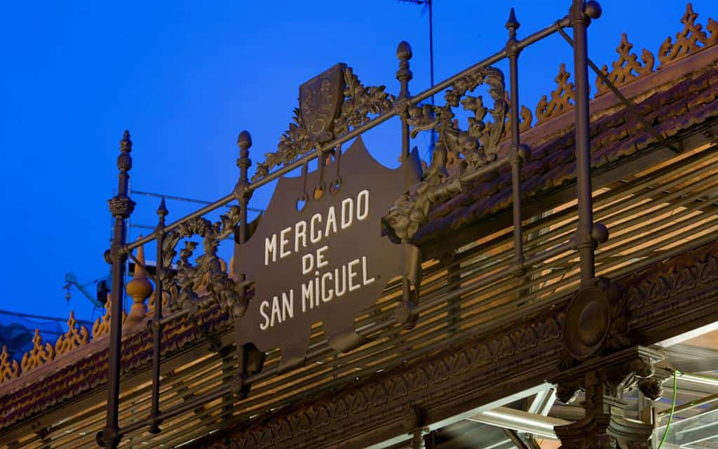 Favourite food markets - Mercado de San Miguel