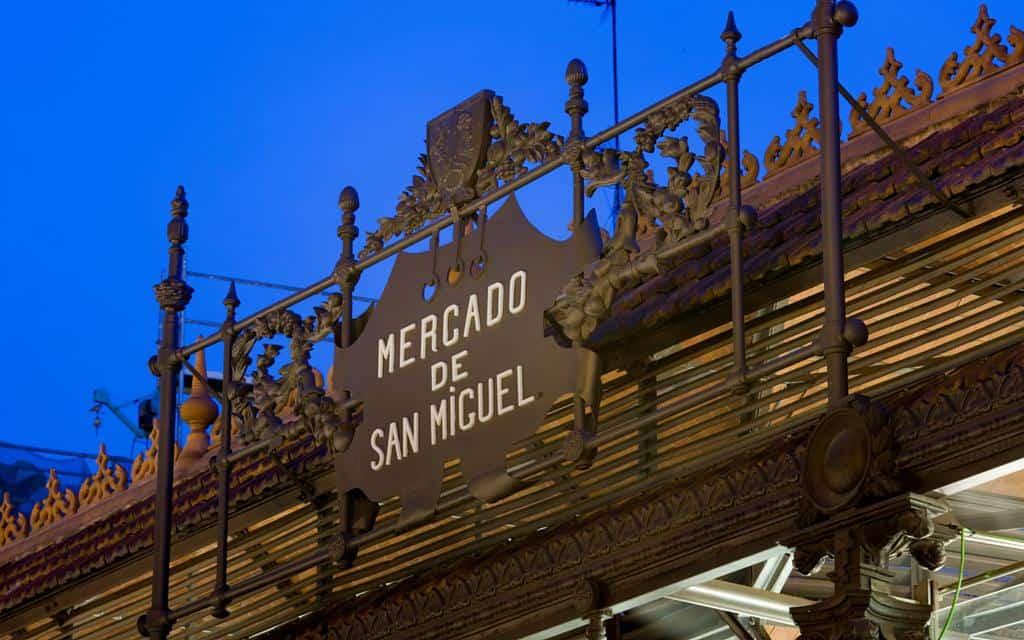 Favourite food markets - Mercado de San Miguel