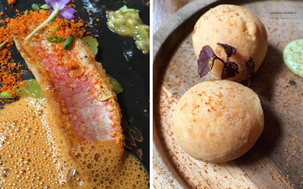 Paris food culture - fusion cuisine