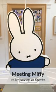 Miffy Museum | Utrecht |Netherlands - Meet Miffy at her museum / play centre. Lots of fun for children and a great family travel idea in the Netherlands