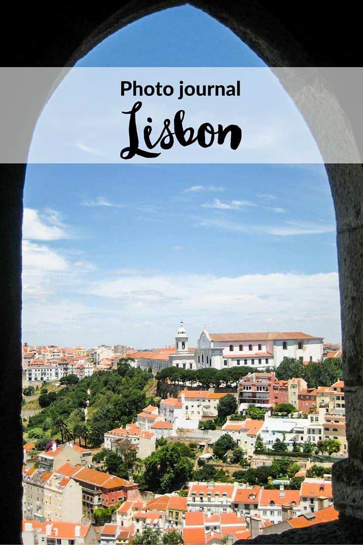 Photojournal Lisbon