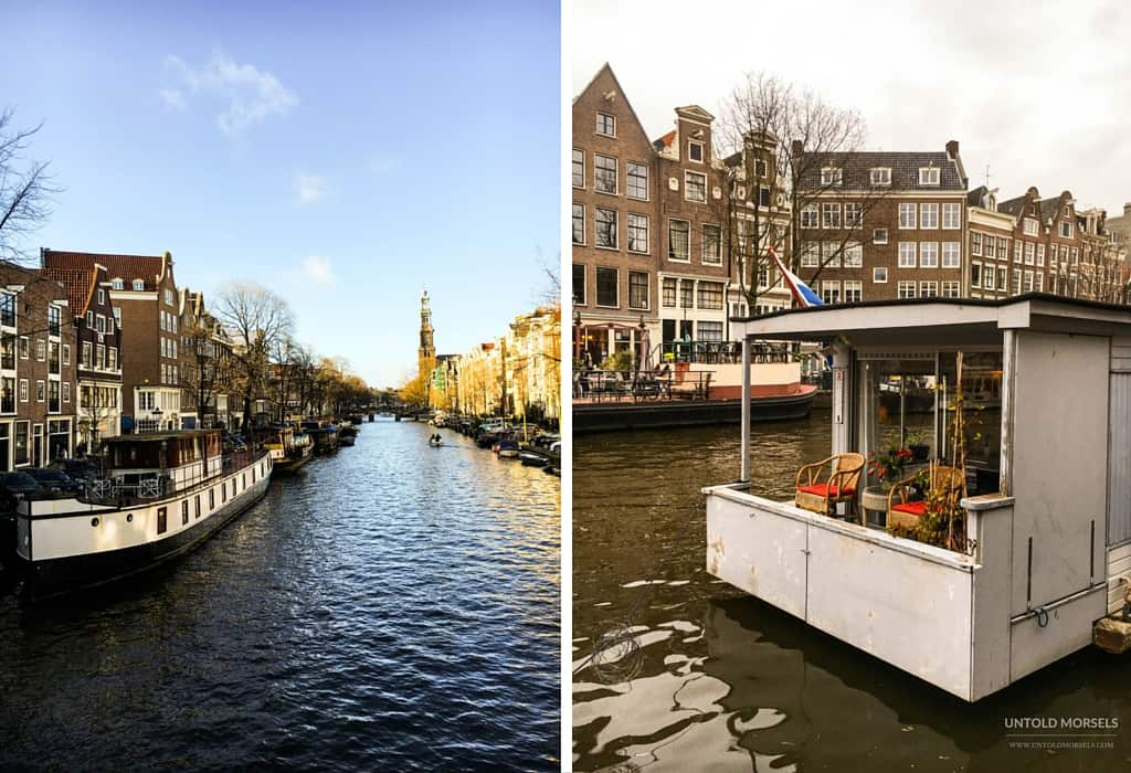 Airbnb boat house amsterdam for Airbnb amsterdam