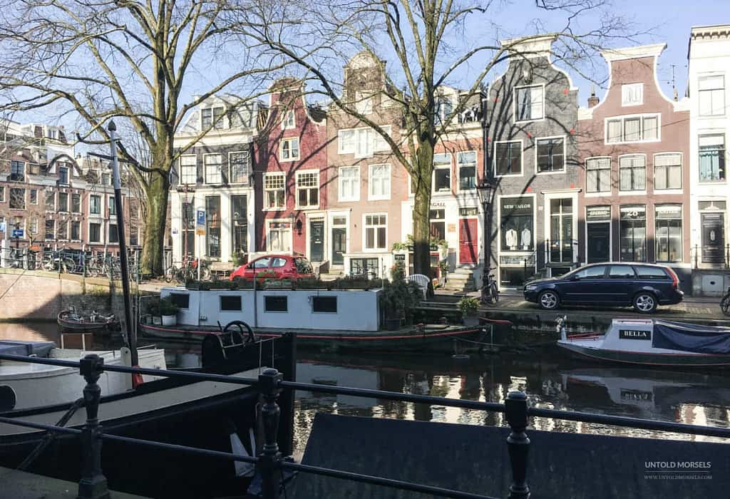 Amsterdam houseboat rental - easier than you think