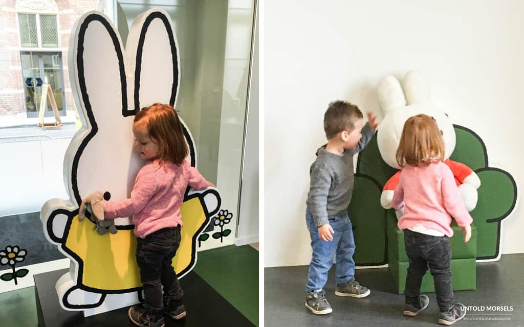 Miffy museum | Netherlands - Visiting Miffy in Utrecht - family travel ideas