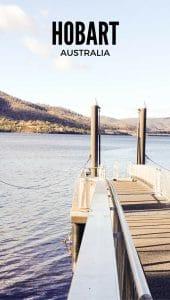 Hobart - trip to Hobart