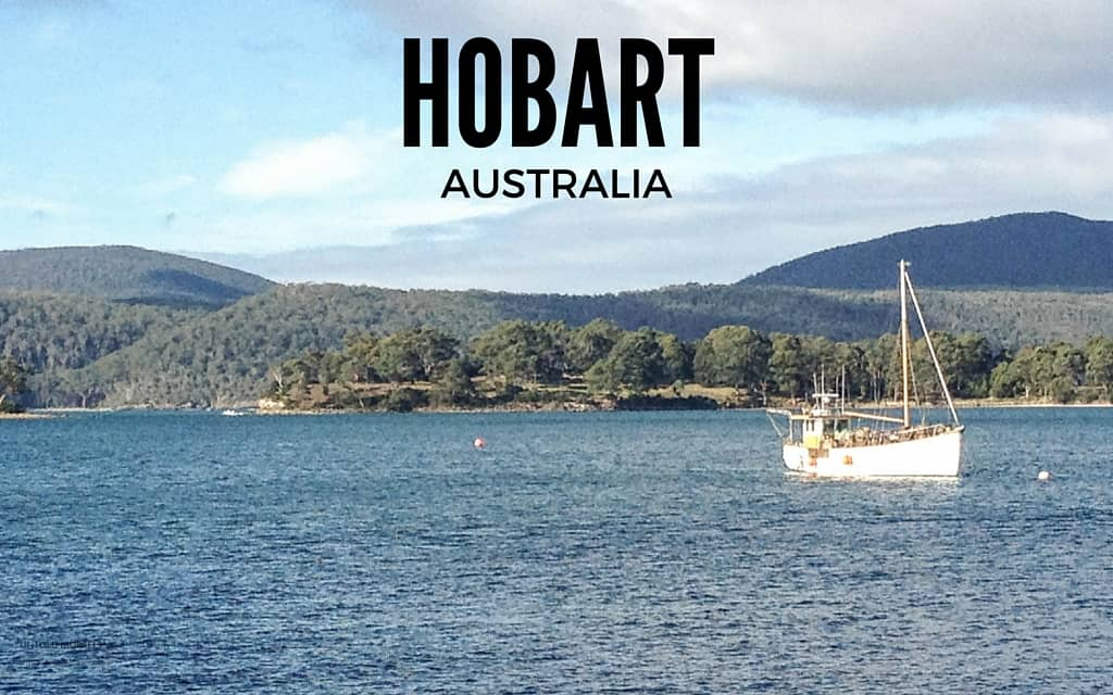 Photo journal – trip to Hobart, Australia