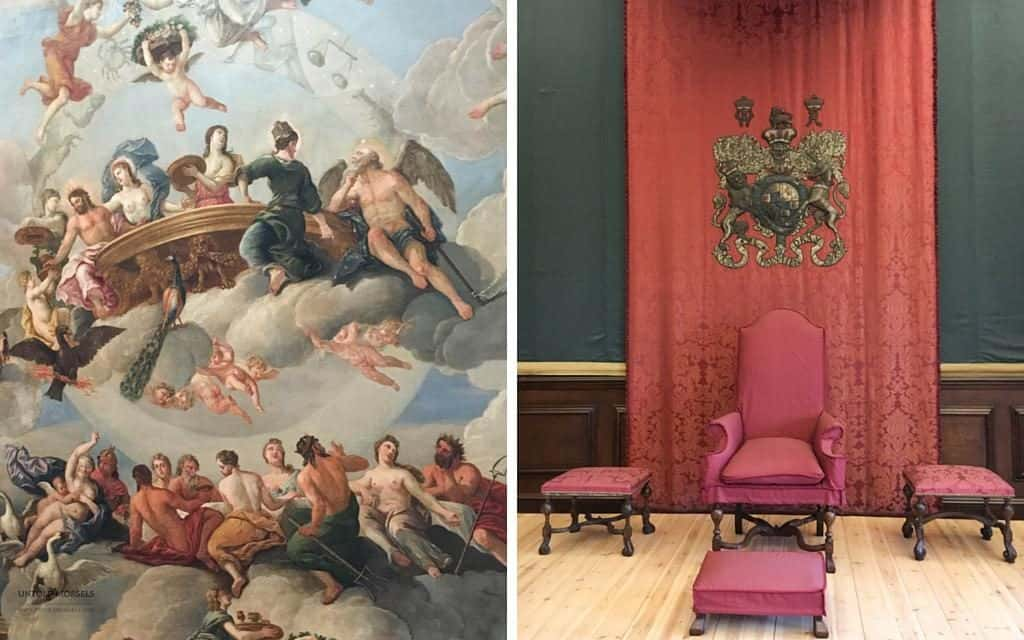 Visit William III apartments and discover the baroque era at hampton court