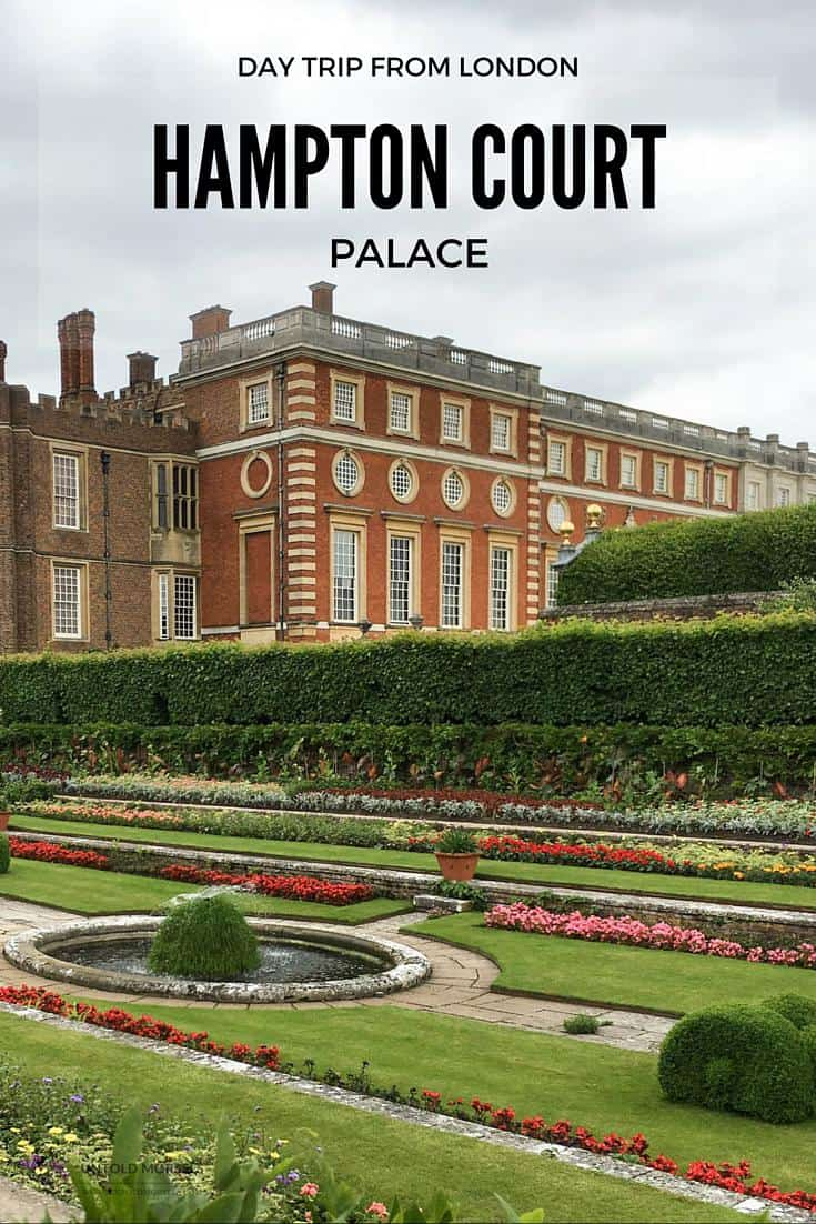 Day trip from London Hampton Court Palace
